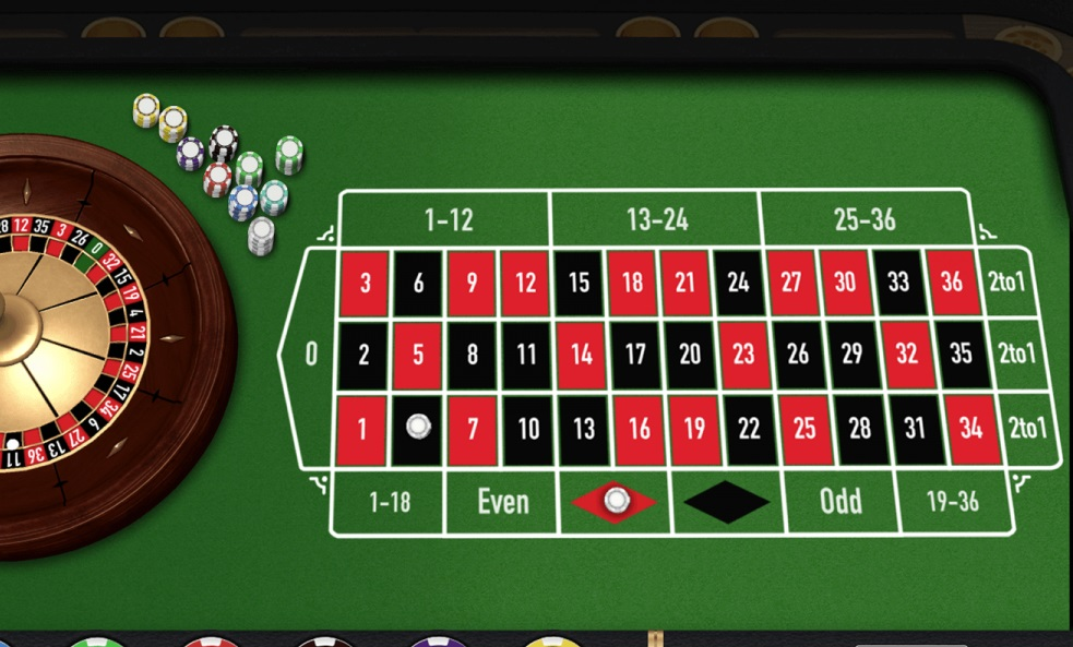 Selecting the Effective Roulette Strategy System